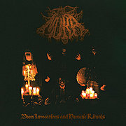 MŮRA - Doom Invocations and Narcotic Rituals (blackened death doom, Caligari Records)
