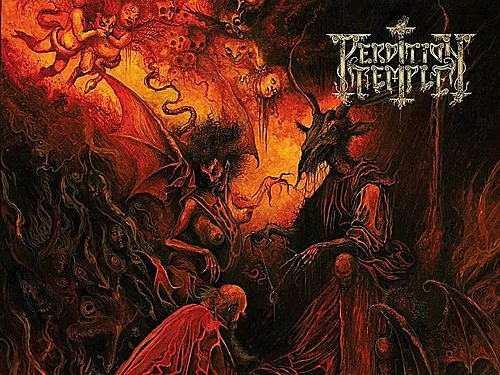 PERDITION TEMPLE – Sacraments of Descension