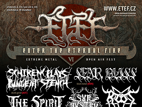 ETEF – ENTER THE ETERNAL FIRE FEST 2020 – info