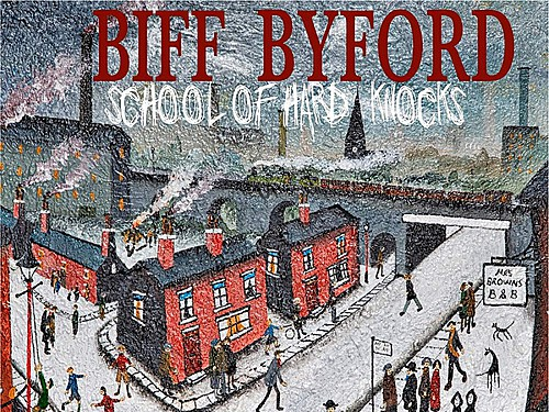 Biff Byford – School Of Hard Knocks