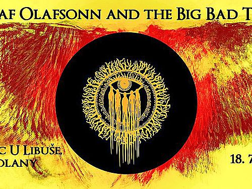 OLAF OLAFSONN AND THE BIG BAD TRIP pod Budčí – info