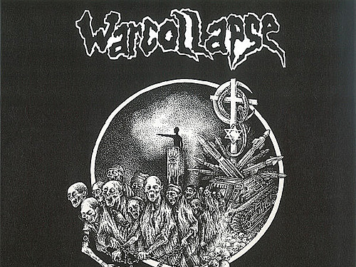 WARCOLLAPSE – Desert of Ash