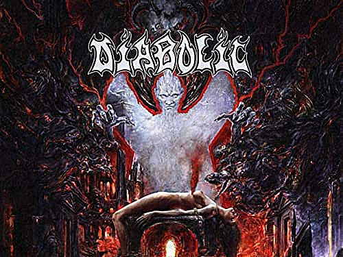 DIABOLIC – Mausoleum of the Unholy Ghost