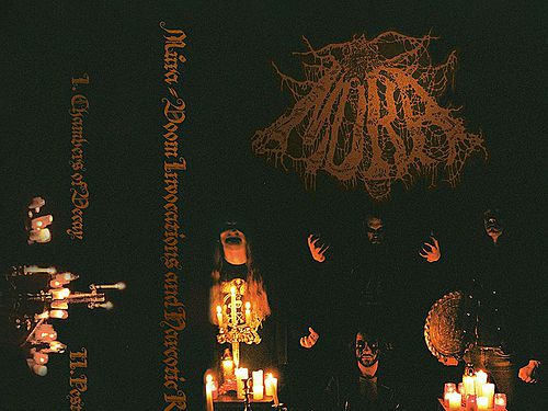 MŮRA – Doom Invocations and Narcotic Rituals