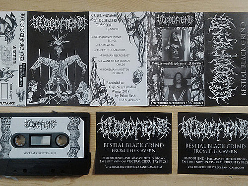 BLOODFIEND – Evil Mass of Putrid Decay