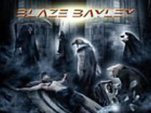 BLAZE BAYLEY – The Man Who Would Not Die