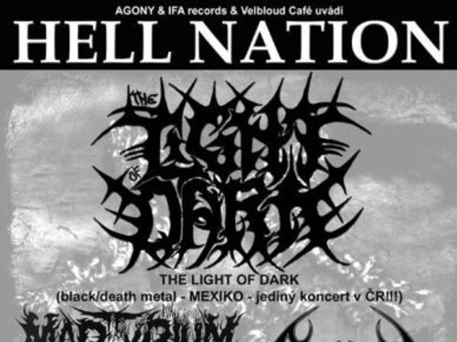 HELL NATION - info