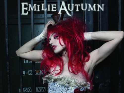 "Emilie AUTUMN (usa) and her ""Bloody Crumpets"" - info"