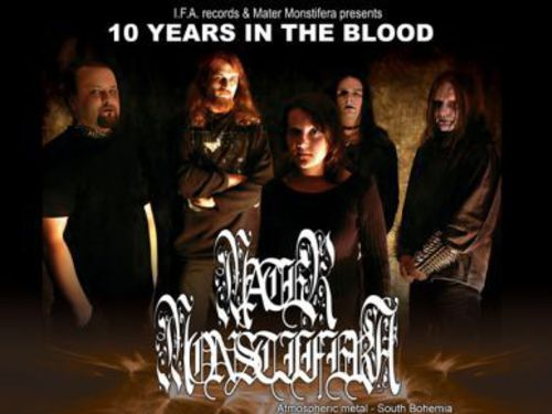 10 YEARS IN THE BLOOD - MATER MONSTIFERA, ISACAARUM, TROLLECH, BELLIGERENCE