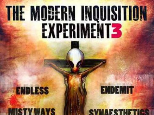 MODERN INQUISITION EXPERIMENT vol. 3 - info