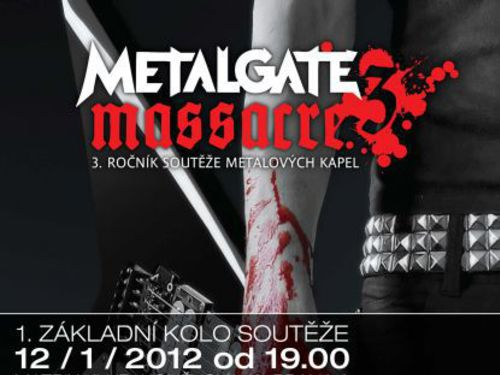 MetalGate Massacre vol.3 - info
