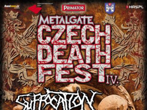 MetalGate Czech Death Fest 2012 – info