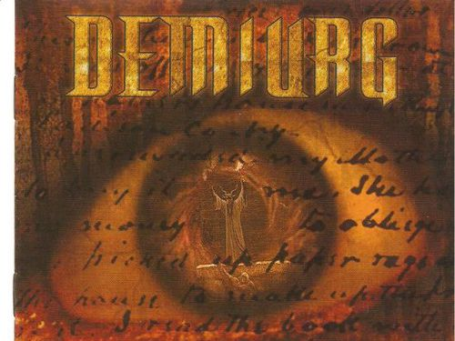 DEMIURG – Signed By Evil