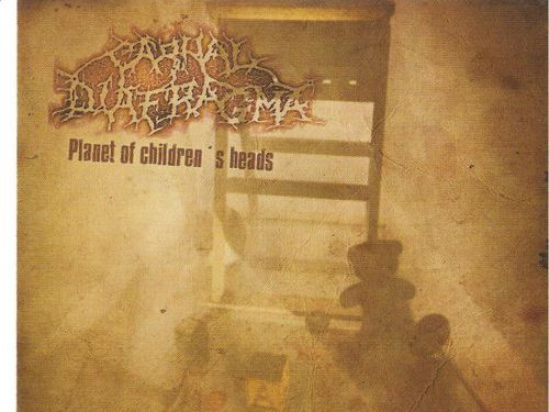 CARNAL DIAFRAGMA – Planet Of Children´s Heads