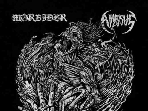 MORBIDER/ABYSSUS – From the Abyss Raised the Morbid