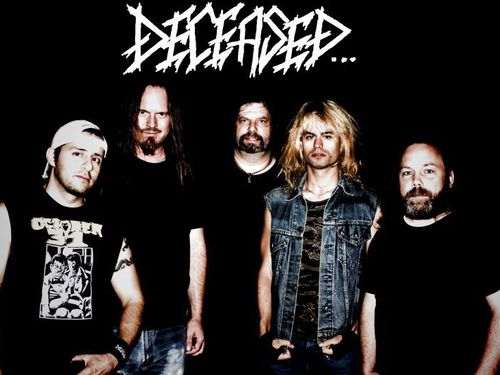 DECEASED – We play because we are metalheads always and nothing more!