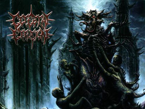 CEREBRAL EFFUSION – Idolatry of the Unethical