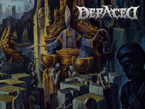 DEFACED – Forging the Sanctuary
