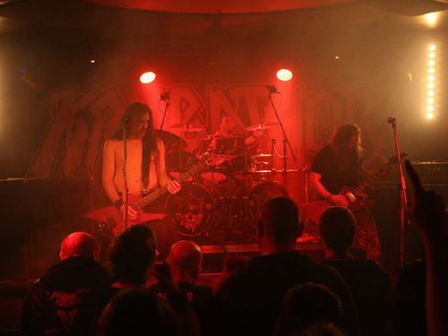 KRABATHOR, BRUTALLY DECEASED, MORTIFILIA (Fotoreport)