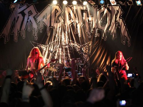 KRABATHOR, BRUTALLY DECEASED, DYSANGELIUM (Fotoreport)