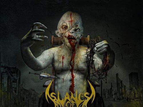 SLAVES OF EVIL – Madness of Silence