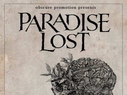 PARADISE LOST + LUCIFER + SILENT STREAM OF GODLESS ELEGY - info