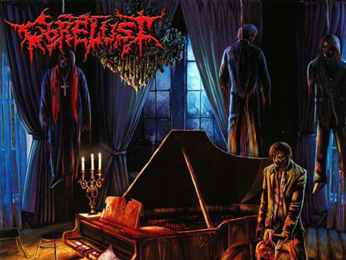 GORELUST – We Are the Undead