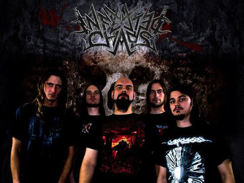 "INFECTED CHAOS – ""10 questions"""