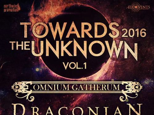 DRACONIAN (swe) + OMNIUM GATHERUM (fin) + special guests - info