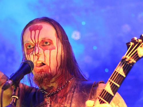 BELPHEGOR, VITAL REMAINS, HATE, ETHEREAL (Fotoreport)