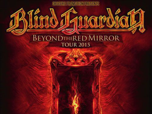 BLIND GUARDIAN, ORPHANED LAND