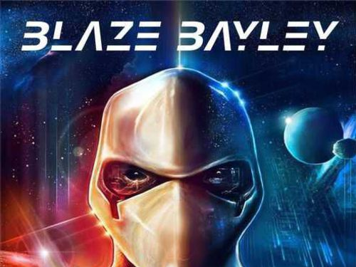 BLAZE BAYLEY, METAL CRAFT, KATR