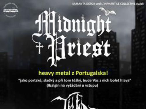 MIDNIGHT PRIEST (Por), THE TOWER (Cze) - info