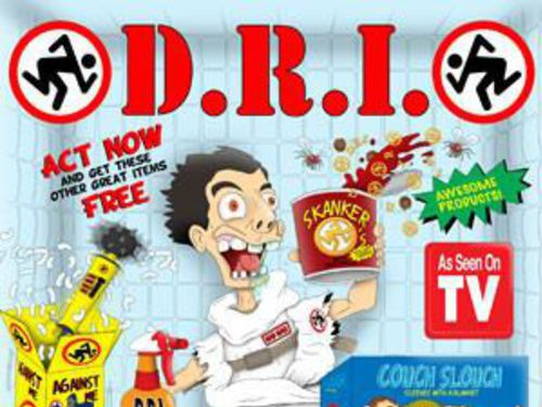 D.R.I. –  But Wait... There\'s More!