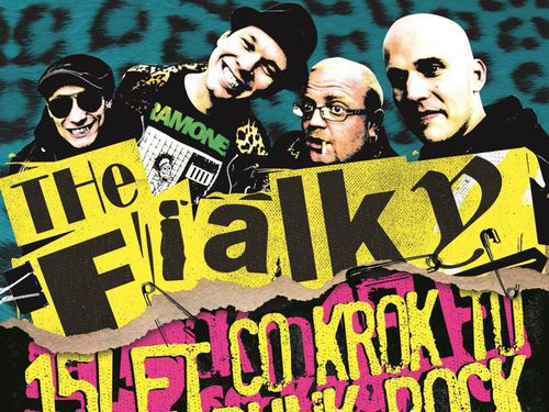 THE FIALKY – Co krok, to 15 let punk rock (2000-2015 Best Of)