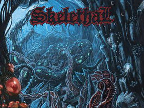 SKELETHAL – Of the Depths...