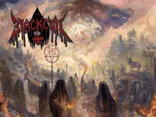 BLACKEVIL – The Ceremonial Fire