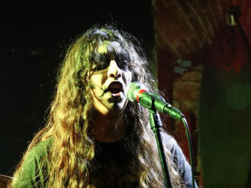 STREAMS OF BLOOD, TRIBUTE TO URGEHAL, AGAROTH (Fotoreport)