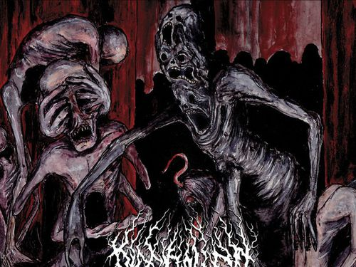 PISSBOILER – In The Lair Of Lucid Nightmares