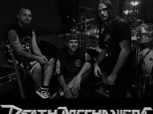 "Promo ETEF 2018: DEATH MECHANISM – ""10 questions"""