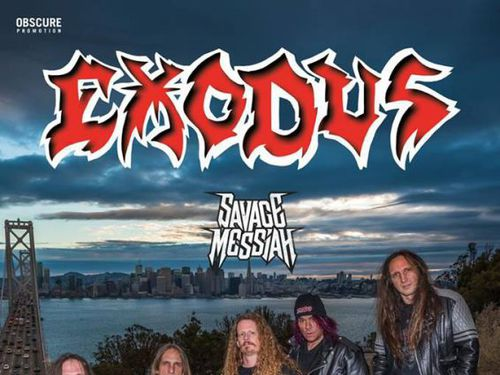 EXODUS, SAVAGE MESSIAH