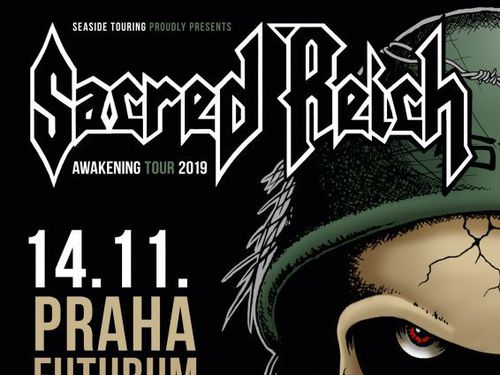 SACRED REICH - info