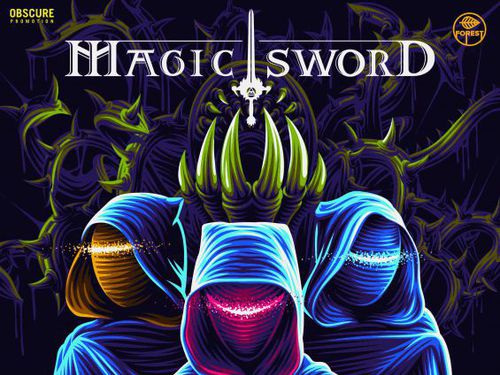 MAGIC SWORD - info