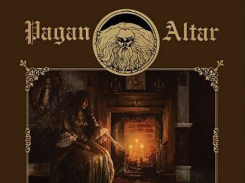 PAGAN ALTAR – The Room of Shadows