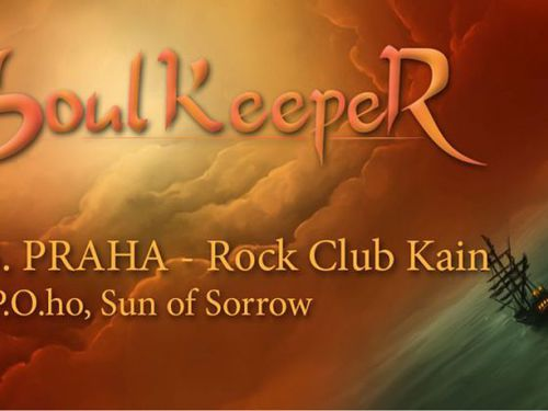 SOUL KEEPER, SUN OF SORROW, V.P.O.ho