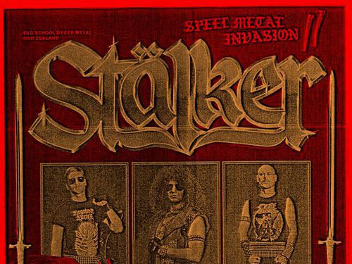 SPEED METAL INVASION II: STÄLKER, TORPËDO, OLD HÄMMER - info