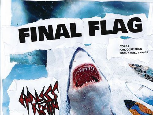 FINAL FLAG, ENDLESS DRAIN, BRAINDEAD