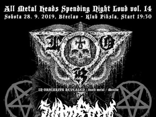 All Metal Heads Spending Night Loud vol. 14 - info