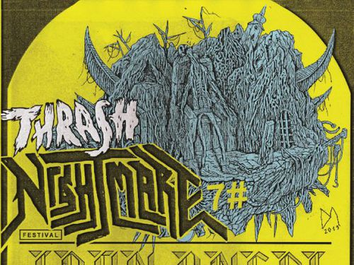 THRASH NIGHTMARE FESTIVAL VOL. 7 - info