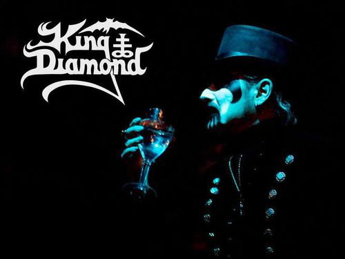KING DIAMOND (Rock Heart)
